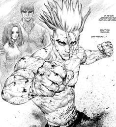 Boichi Manga, Manga Drawing, Drawing Reference Poses, Art Reference, Martial Arts Manga, Sun Ken Rock, Character Art, Character Design, Comic Layout