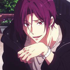 遙[ 凛 ] aesthetic; Anime Wolf, Manga Anime, Anime Art, Manga Art, Anime Pictures, Cute Anime Pics, Otaku, Anime Bebe, Splash Free