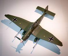 Junkers Ju 87G-2, 10. (Pz) St.G. 3, Jakobstadt, Lettland, July 1944, Revell, 1/72