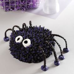 spider+cakes | piece of cake . . .: Creepy Crawly Spider Cake