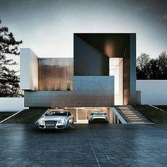 The Casa Terra by Creato Arquitectos!