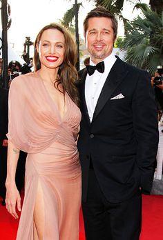 Angelina Jolie, Cannes 2009, Versace