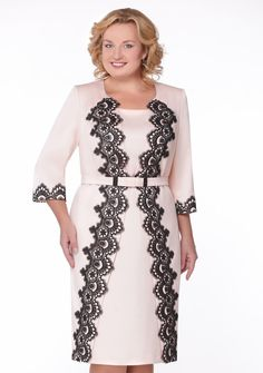 Mother Of Groom Dresses, Mothers Dresses, Fashion Sewing, Curvy Fashion, Classy Outfits, Beautiful Outfits, Dress Brukat, Plus Size Fashionista, Check Dress