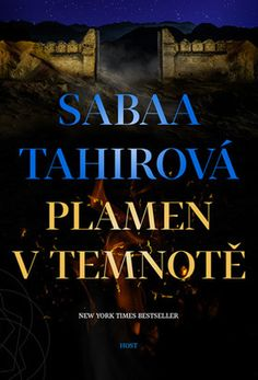 Czech cover of A Torch Against the Night by Sabaa Tahir