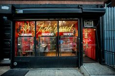 Best tattoo parlors in NYC