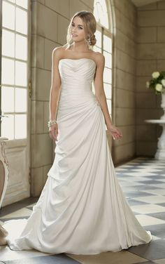 StraplessWedding Dresses | Wedding Dresses | Stella York