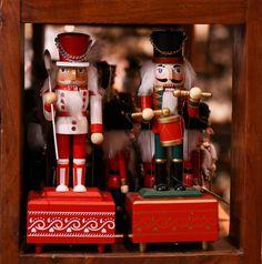 Νότες παραμυθιού με υπέροχους μολυβένιους στρατιώτες!   #MySeason #Χριστούγεννα #Διακόσμηση