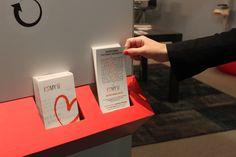 Pop up Display Leaflet holder and Leaflets