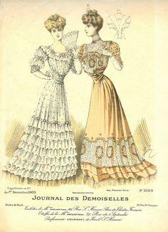 1905 Fashion platehttp://www.flickr.com/photos/reflection2de/