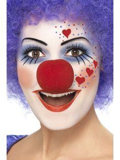 clown schminken - Google Search