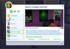 Mod The Sims - Sims Forever Modder Career