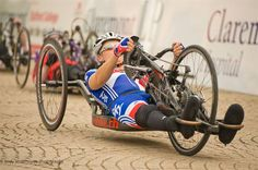 Recumbent Trikes - ICE - Karen Darke - Believe: Getting in the right mental state for Paralympic handcycling races