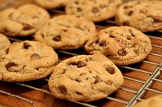 PERFECT CHOCOLATE CHIP COOKIES, EXPLAINED BY CHEMISTRY  We all know that chocolate chip cookies are just irresistible when it comes down to treats. But how do we get the perfect chocolate chip cookie?