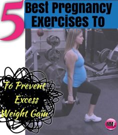 Do 20 reps of these pregnancy exercises and 3 sets.  They will help you not gain a ton of weight during pregnancy.  Lots of pregnancy workouts and diet tips on this blog. This link has some great pregnancy tips for not gaining too much weight.  https://michellemariefit.publishpath.com/afraid-of-gaining-too-much-weight-during-pregnancy