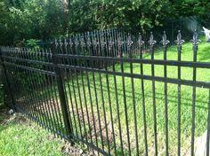 Iron Fences, Deck, Outdoor Structures, Outdoor Decor, Home Decor, Decoration Home, Room Decor, Front Porches, Home Interior Design