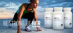 Theres a new market for sports supplements. women.