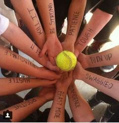 End of the season phav coach/captains pick a word for each player that means something to them personally and use it for pictures would b special if u did this for games too