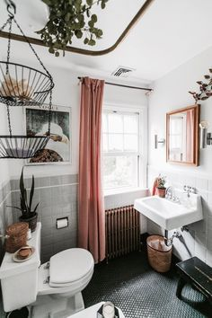 Need a new garden or home design? You're in the right place for decoration and remodeling ideas.Here you can find interior and exterior design, front and back yard layout ideas. Bad Inspiration, Bathroom Inspiration, Home Decor Inspiration, Cute Bathroom Ideas, Bathroom Goals, Style At Home, Design Living Room, Living Spaces, Beautiful Bathrooms