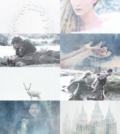 Fairy Tale Picspam → The Snow Queen