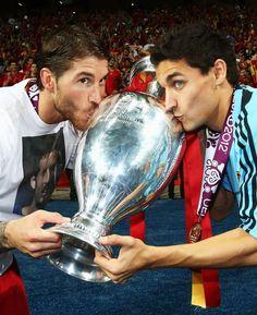 Sergio Ramos Photo - Spain v Italy - UEFA EURO 2012 Final