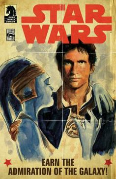 The first issue of this new comic book miniseries came out this week, focusing on some your favorite characters: Han Solo, Chewbacca, Princess Leia and Luke Skywalker through the eyes of a new rebel recruit. Written by Matt Kindt with art by Marco Castiello, Dan Parsons and Gabe Eltaeb. ($3.50)