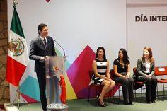 Lo anterior fue señalado por el alcalde de Morelia en el evento celebrado la mañana de este miércoles en Casa de Gobierno, para conmemorar elDía Internacional de la Eliminación de ...