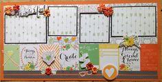 AMAZING GRACE Paper Crafts: Teresa Collins Nine & Co