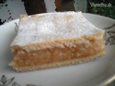 Jablkový koláč (fotorecept)
