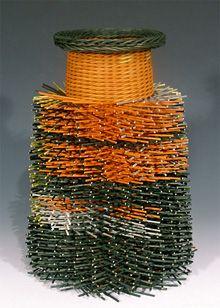 Kari Lonning art basketry