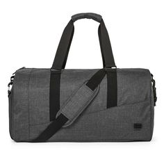 BAGSMART Large Capacity Carry on Luggage Bag/ Overnight Weekend Bag Travel Tote
