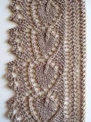 Image result for схемы вязания шетландских шалей