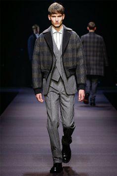 Ermenegildo Zegna Fall Winter 2014 – Milan Men s Fashion Week Semana De  Moda Masculina 351f56b1b897