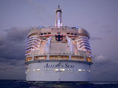 Royal Caribbean - Allure of the Seas