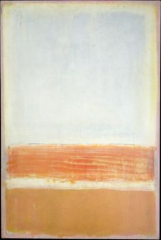 Mark Rothko, Untitled, 1954, Oil and acrylic on canvas, with powdered pigments on canvas