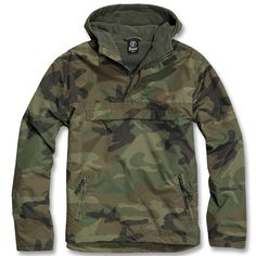 Campera rompevientos (Windbreaker)