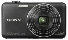 Sony Cybershot DSCWX50 162 MP Digital Camera with 5x Optical Zoom and 27inch LCD  Black 2012 Model ** ** AMAZON BEST BUY **