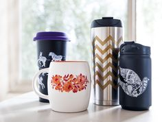 Fall 2014 drinkware collection - oneVessel
