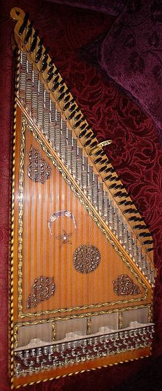 Indian Musical Instrument