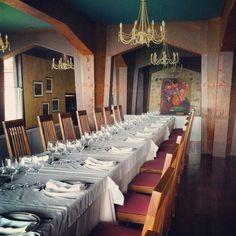 Uno de nuestros salones #restaurante #turismorural #Valonsadero #Soria #cyl #Spain
