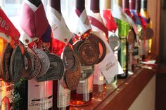 Lautenbach's Orchard Country Winery in Fish Creek...  They are proud of our award-winning wines!
