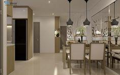 Thiết kế thi công nội thất phòng khách bếp - Chung cư Bộ Công An quận 2 #thietkethicongnoithat #thicongnoithat #thietkenoithat #noithat #chungcu #canho #interiordesign #interior #homedecor #designer #home
