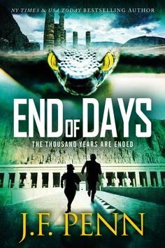 End Of Days (ARKANE Thriller #9)
