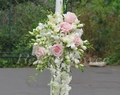 Image result for lumanari nunta Floral Wreath, Wreaths, Candles, Wedding, Decor, Valentines Day Weddings, Floral Crown, Decoration, Door Wreaths