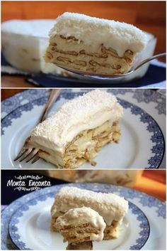 Email - tere c - Outlook Other Recipes, Sweet Recipes, Cake Recipes, Dessert Recipes, Delicious Desserts, Yummy Food, Portuguese Desserts, Food Cakes, Homemade Cakes
