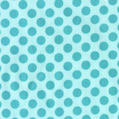 Michael Miller House Designer - Ta Dot - Ta Dot in Sea