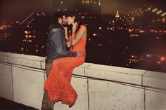 """Love Story – Christopher Abbott of the hit HBO show """"Girls"""" joins Sheila Marquez for the February catalogue from Free People. The pair poses in front of Guy… Christopher Abbott, Elisa Sednaoui, Guy Aroch, Cara Delevingne, Free People Clothing, Photographs Of People, Love Is Free, Hippie Style, Short Film"""
