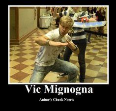 Vic Mignogna by TheAnimefreak69.deviantart.com on @deviantART