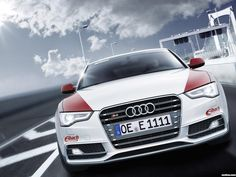 Audi s5 eibach project car 2012