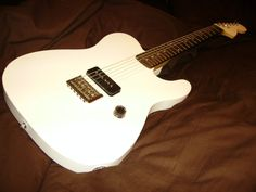 Plain Telecaster with one P90 pickup