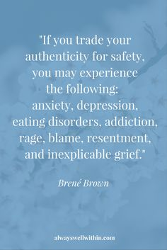 Authenticity | Brené Brown | Are You Ready to Live a Heart-Centered Life?